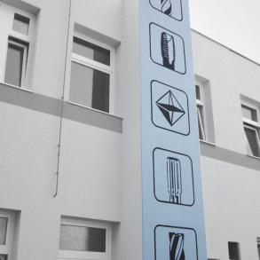 Malba fasády - Guhring