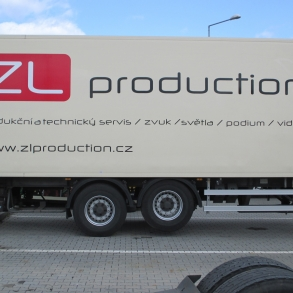 Kamion - ZL production