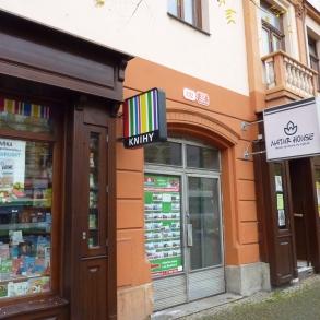Světelná reklama - Knihy Dobrovský