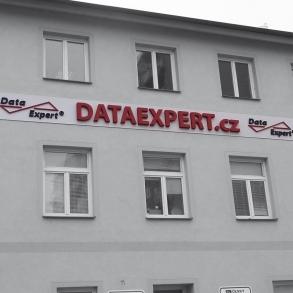 3D písmo - Data Expert