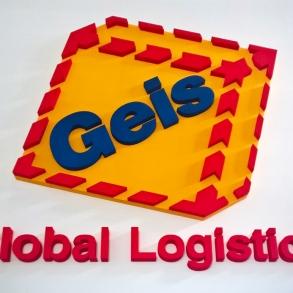 3D logo - GEIS