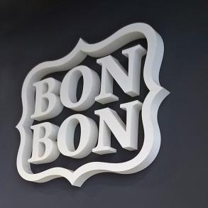 3D - logo BON BON
