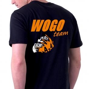 tričko Wogo team