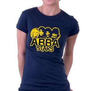 tričko ABBA STARS