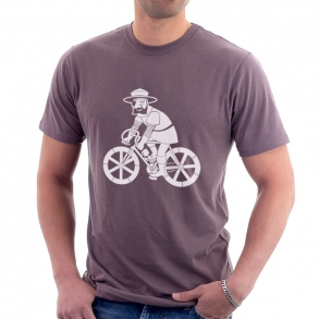 tričko Táborskem na kole