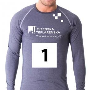 potisk funkčního prádla - Plzeňská teplárenská