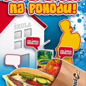 plakáty pro Snack Cafe