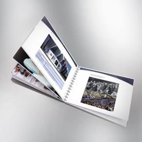 tisk a vazba brožur