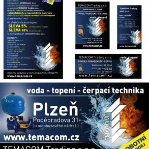 reklama pro Temacom