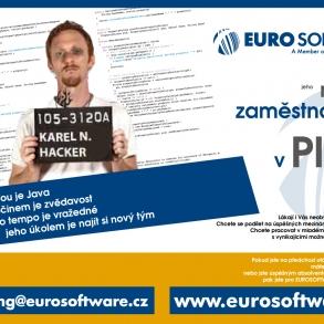 reklamní kampaň pro nábor pracovníků - Eurosoftware