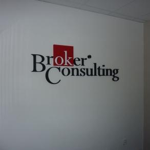 3D označení Broker  Consulting