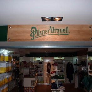 souvenir shop plzeňský prazdroj a.s