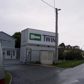 označení provozovny Twin