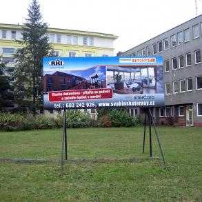 billboard - fólie - RKI Plzeň