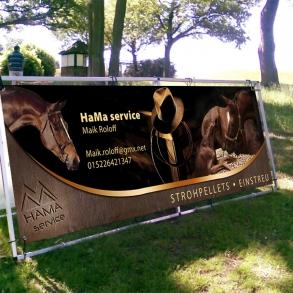 návrh billboardu - hama service