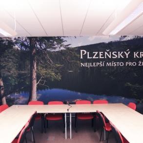 fototapeta Plzeňský kraj