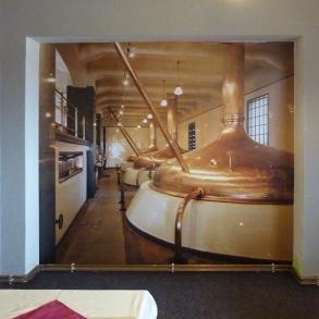 fototapeta Zámecká restaurace Šťáhlavy