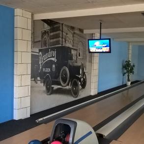 fototapeta Bowling Impuls