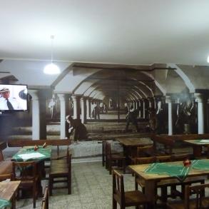 fototapeta Gambrinus v restauraci U Vilíma Stříbro