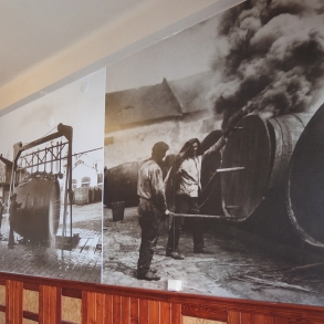 fototapeta pro restauraci Tunel Plzeň